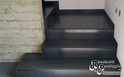 Scale di colore nero