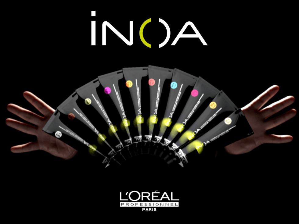 colorazioni inoa