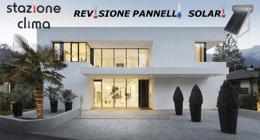 revisione e manutenzione pannelli solari Roma