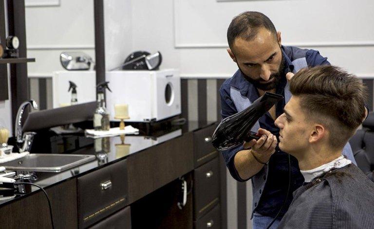 taglio capelli per uomo a Catania