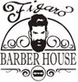 FIGARO BARBER HOUSE sas - LOGO