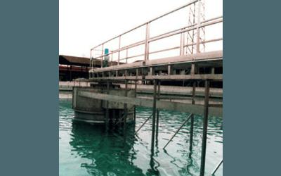vasca depurazione acqua