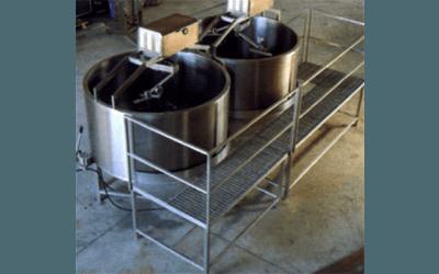 contenitori zincati