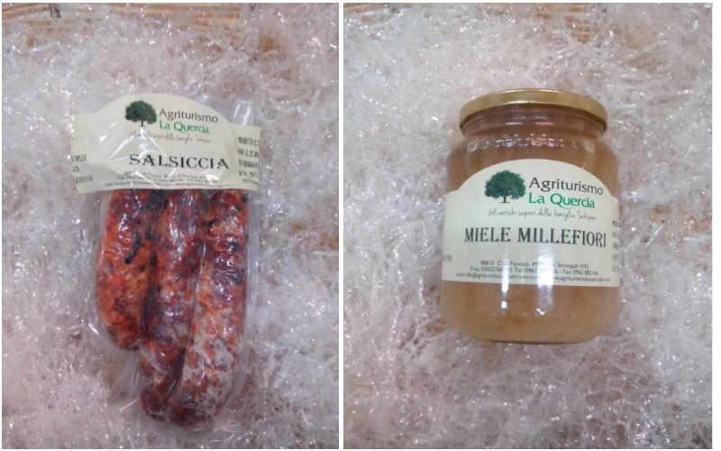 vendita miele millefiori