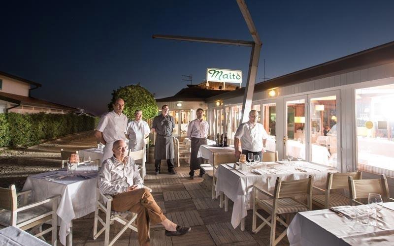 staff ristorante forte dei marmi