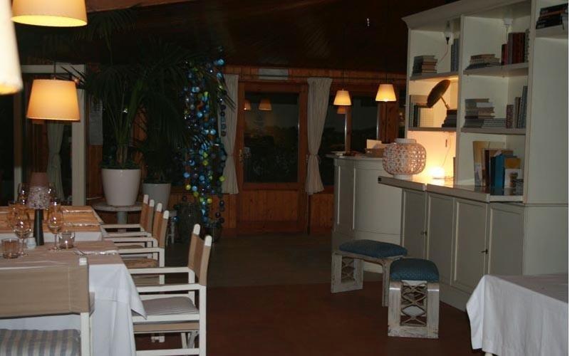 tavoli ristorante forte dei marmi