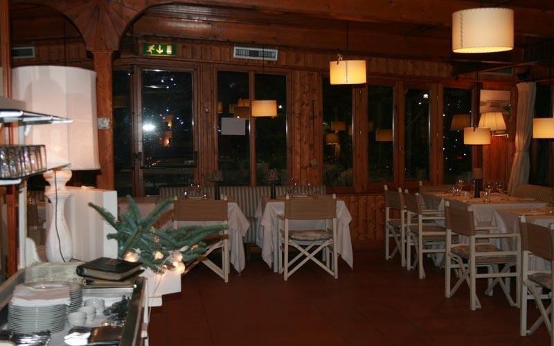 sala ristorante forte dei marmi