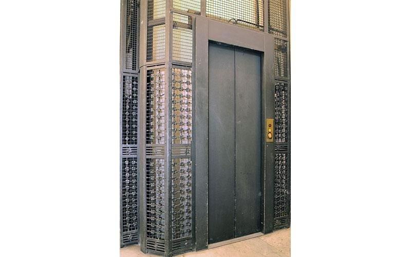 ascensore classico
