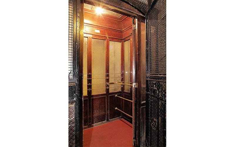 manutenzione ascensore classico
