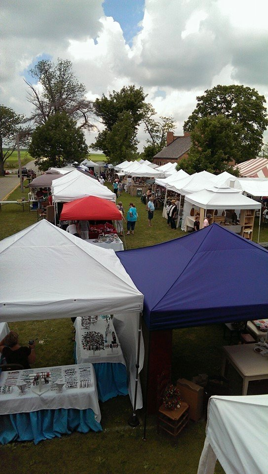 arts and craft fair oxford ohio