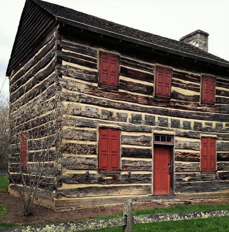 dewitt cabin