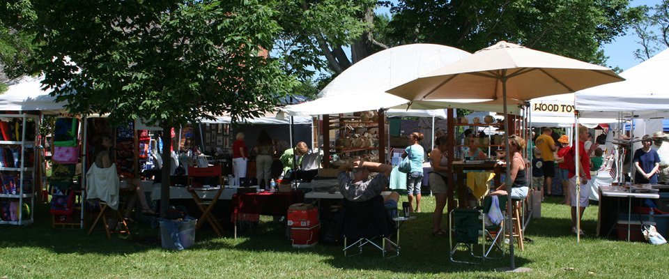 2021 Hueston Woods Arts and Crafts Fair
