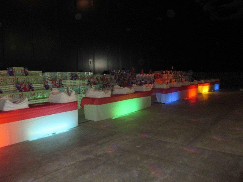 Gift stalls