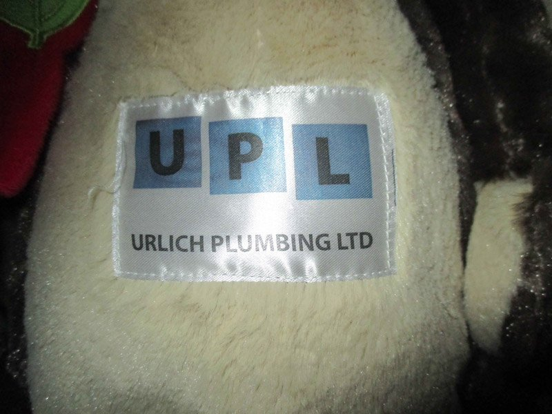 Soft toy by UPL