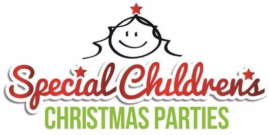 Special children christmas parties logo