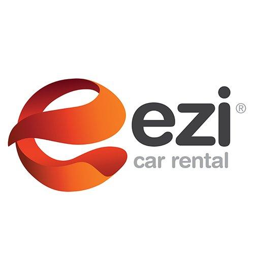 EZI Car Rental Logo