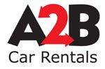 A2B car rentals logo