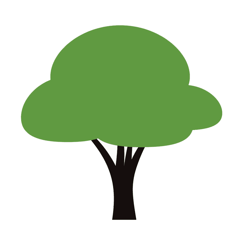 tree with three branches