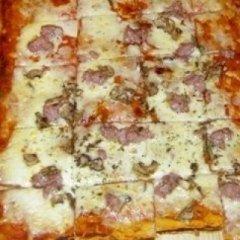 pizza, funghi, pizza farcita