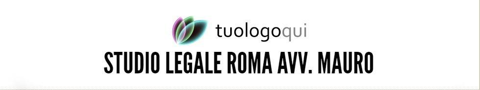 STUDIO LEGALE ROMA AVV. MAURO
