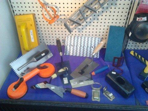 utensili bricolage, utensili giardino, utensili edilizia