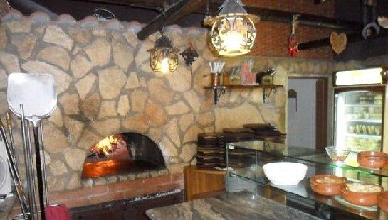 forno per pizze
