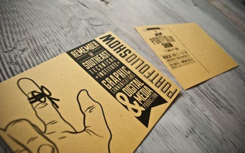 stampa biglietti creativi