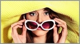 vendita occhiali donna