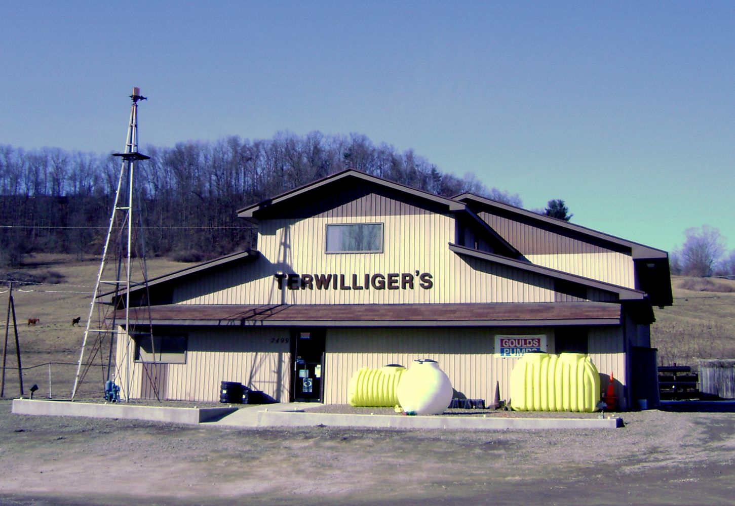 Retail Store located in Painted Post, NY