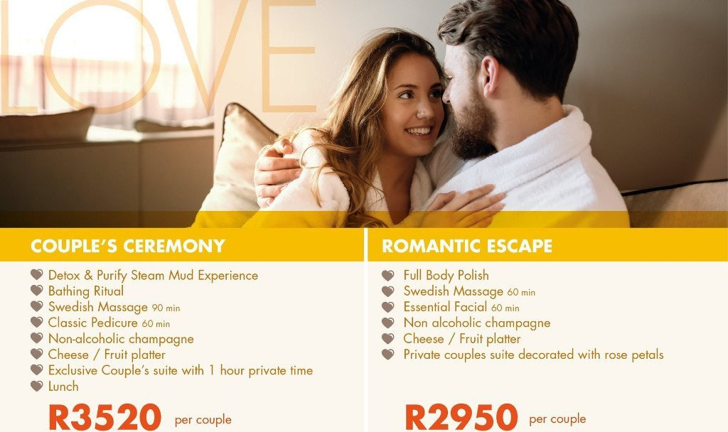 Couple Spa Packages