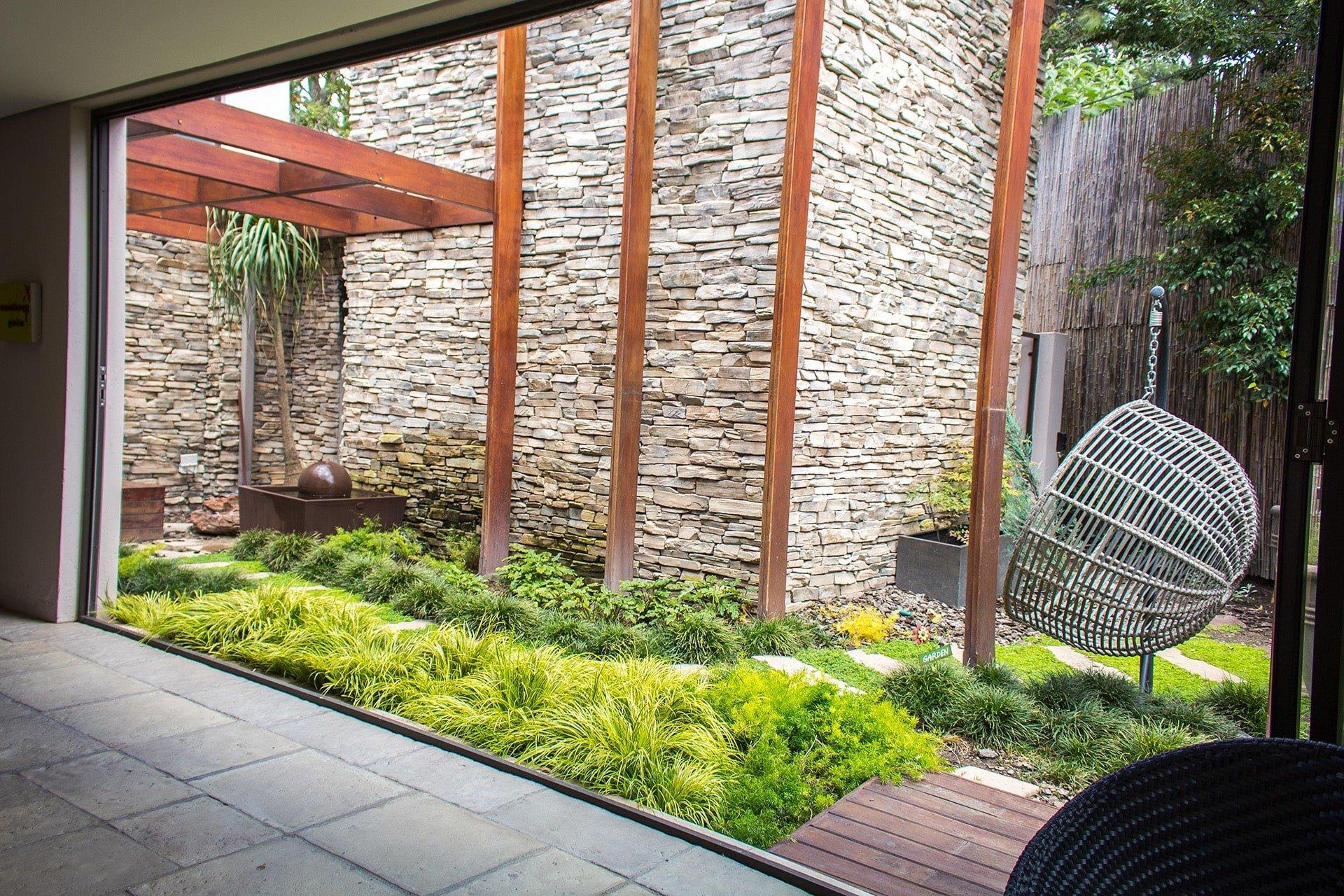 Aronia Day Spa Garden