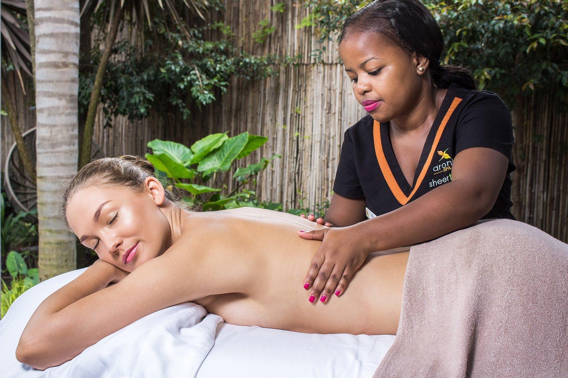 Aronia Day Spa Full Body Massage
