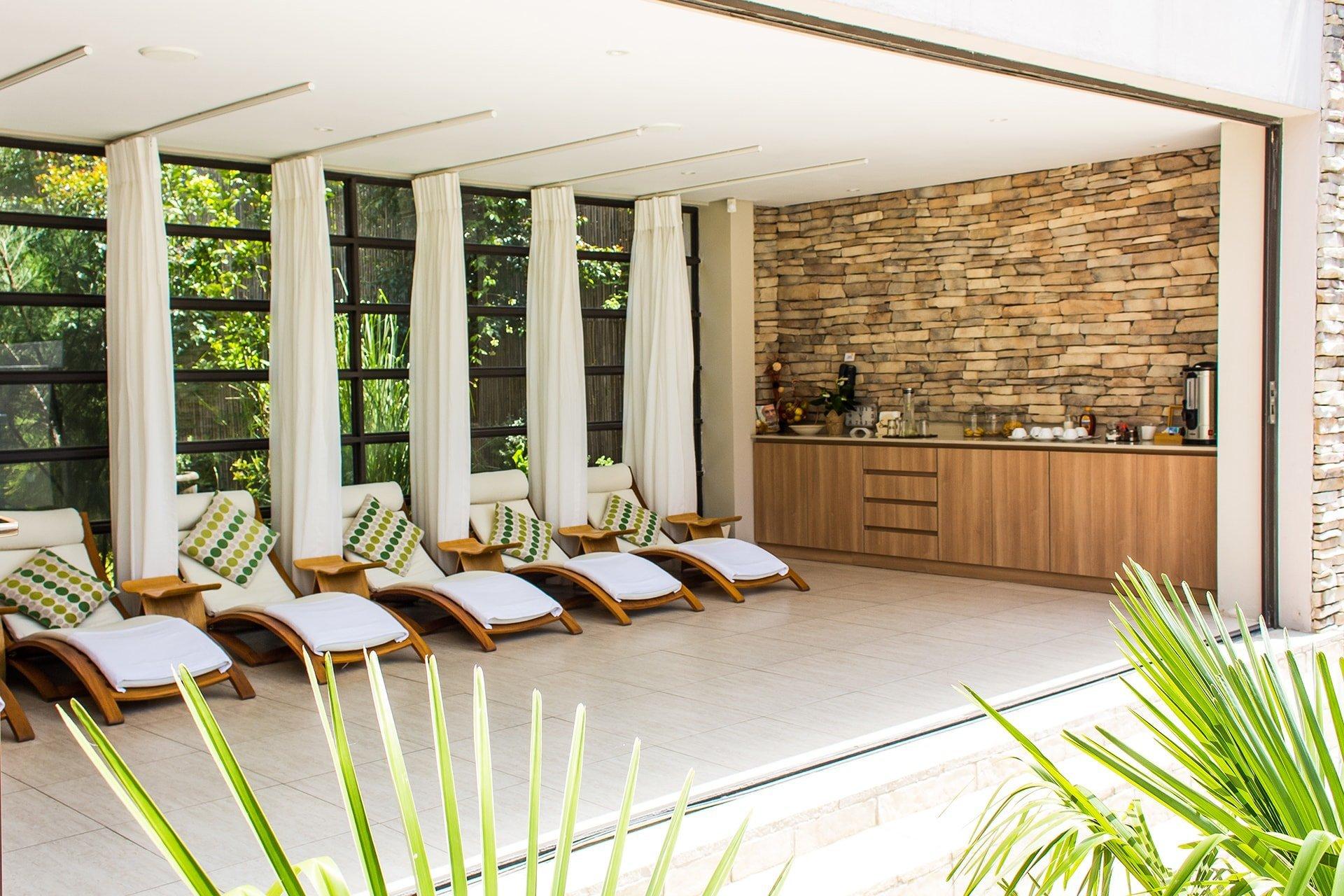 Aronia Day Spa Relaxattion Area