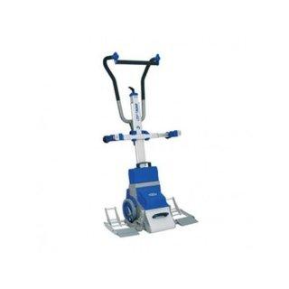 Saliscale per trasporto sedia a rotelle