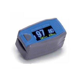 Mini pulsossimetro pediatrico a led
