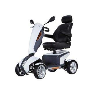 Scooter con motore elettrico