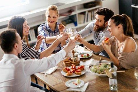 ristorante per gruppi