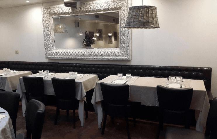ristorante piazza di spagna