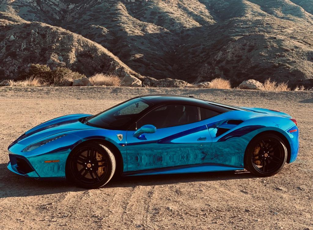 Exotic Car Rental In Las Vegas