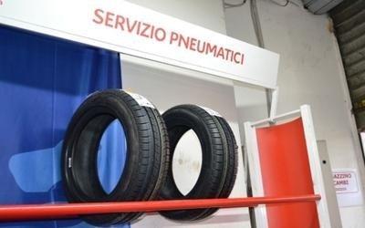 sostituzione pneumatici roma