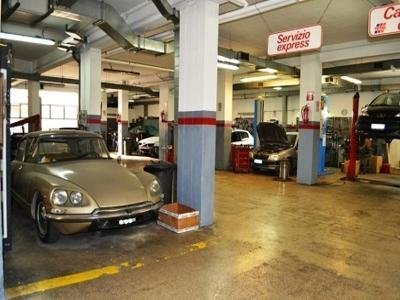 autofficina meccanica Roma
