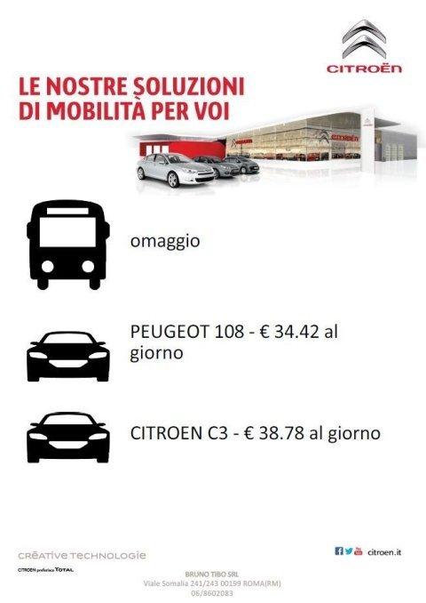 noleggio vetture Roma