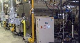 impianto termoidraulico industriale