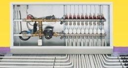 impianto termoidraulico civile