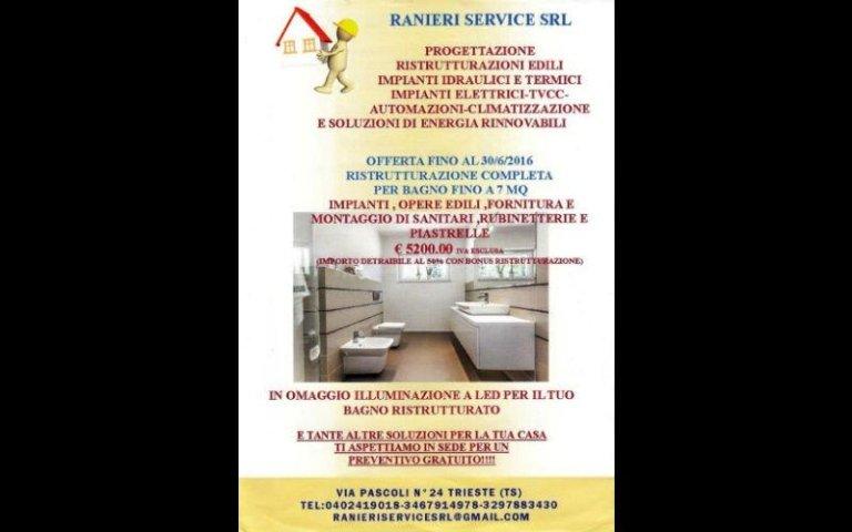 Ristrutturazioni Ranieri Service