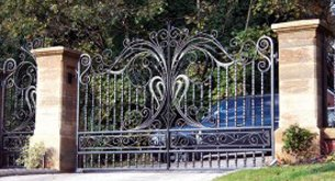 Railing Swing Gates