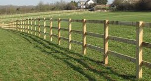 Post & Rail Fencing