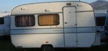 Molise Caravan, roulotte