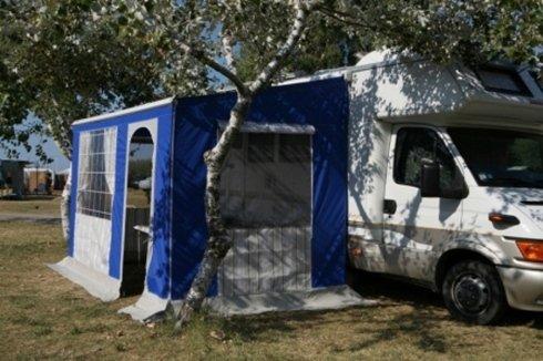 Molise Caravan, Casetta