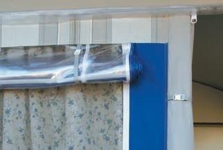 Arrotolamento porta e finestra
